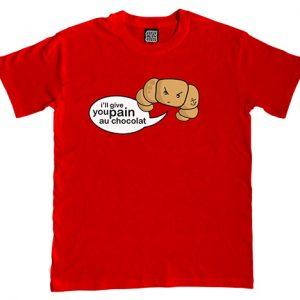 Croissant mens t-shirt