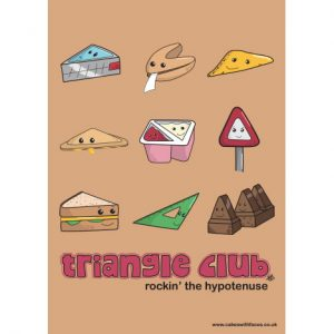 Triangle Club poster