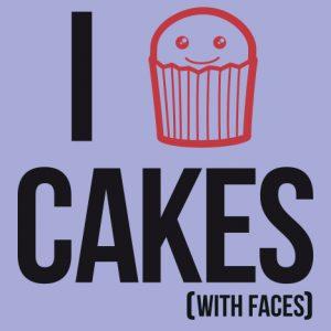 Pastel cake t-shirt