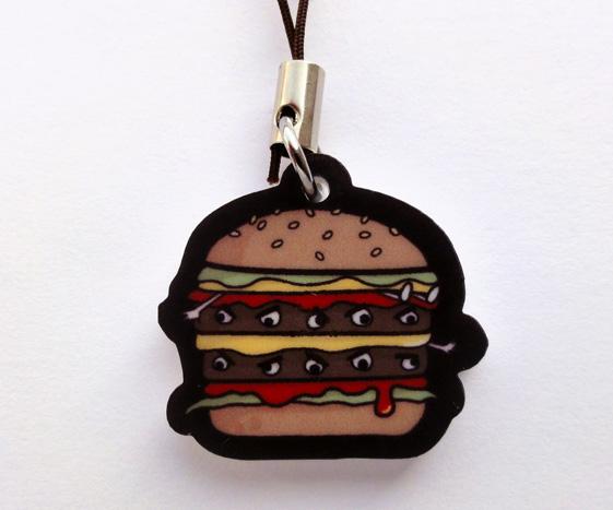 Burger Charm