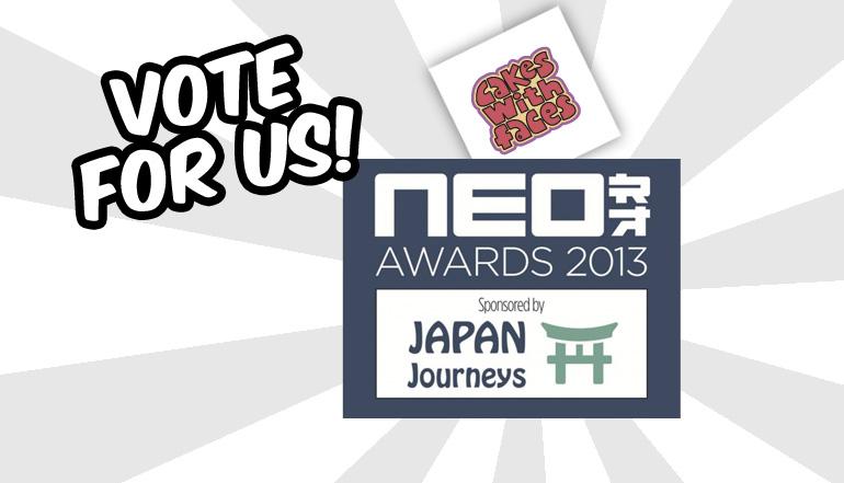 NEO Magazine Anime & Manga Awards 2013