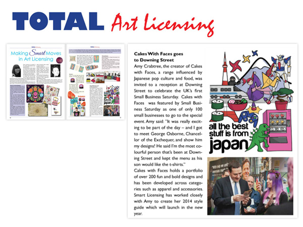 Total Art Licensing – January 2014