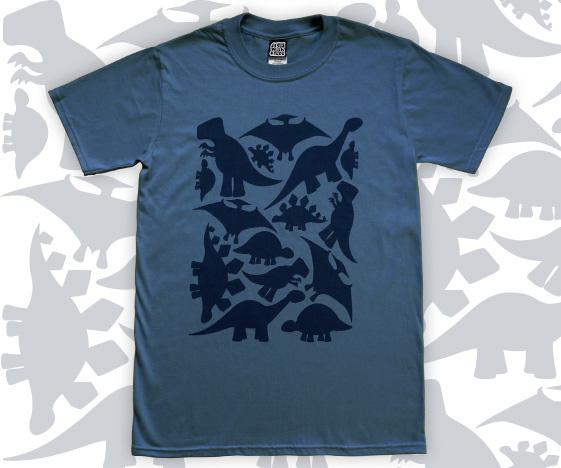 Mens dinosaur t-shirt