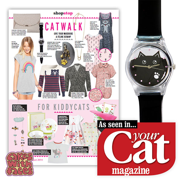 Cat Watch in Your Cat Magazine