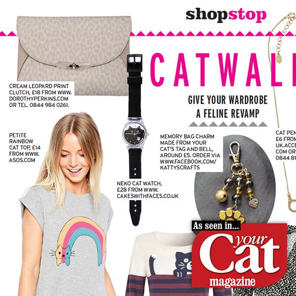 Cat Watch in Your Cat mag