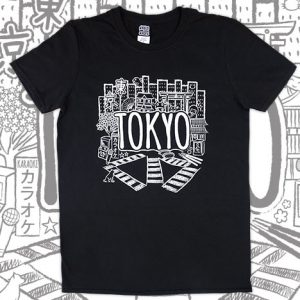Mens Tokyo T-Shirt