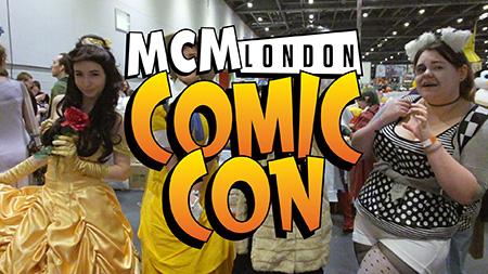 mcm-expo-london-comic-con-video