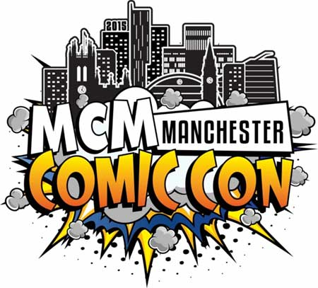MCM Expo Manchester Comic Con July 2015
