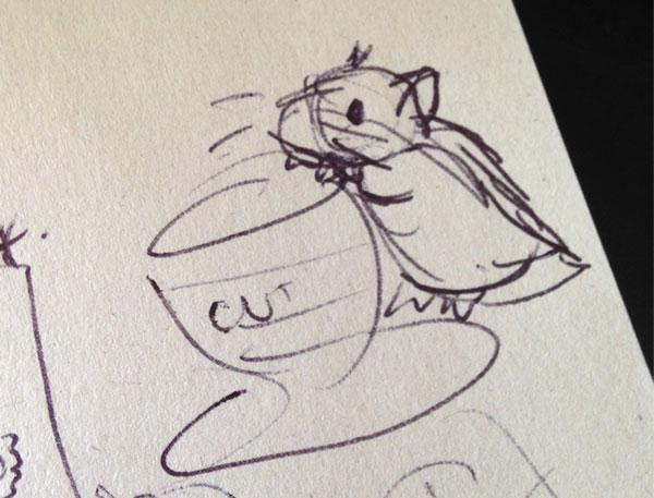 Kawaii hamster