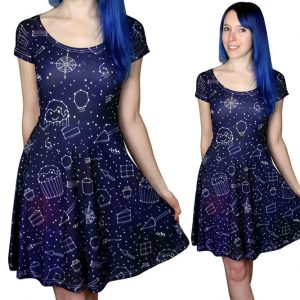 Starry Night Dress