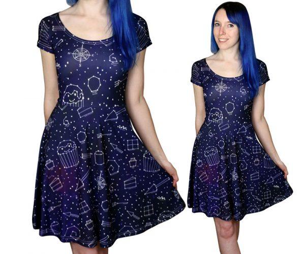 Starry Night Dress