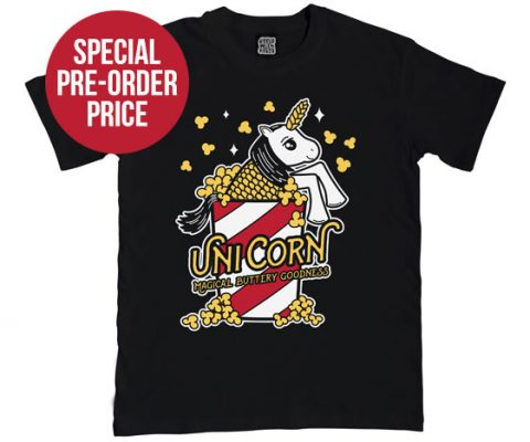 Unicorn-mens-t-shirt