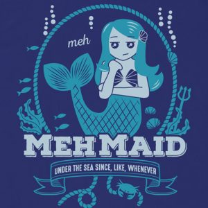 Mehmaid T-Shirt