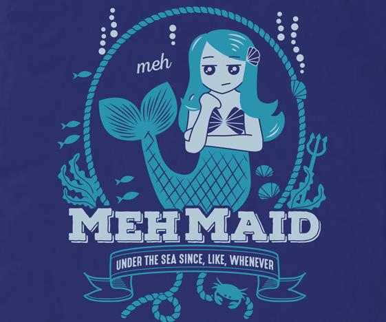 Mehmaid T-Shirt