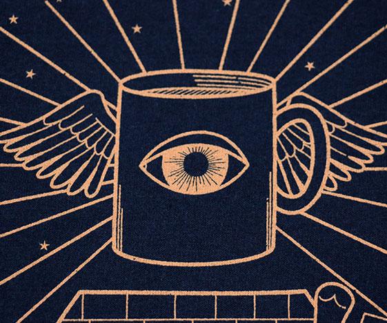 Illuminatea Sweatshirt Detail
