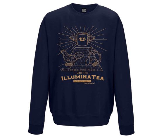 Illuminatea Sweatshirt (Illuminati)