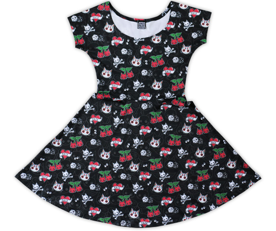 Cattoos dress