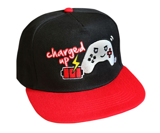 Charged Up Snapback Cap