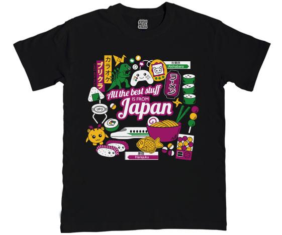 Japan Mens T-Shirt