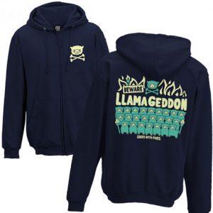 Llamageddon Hoodie