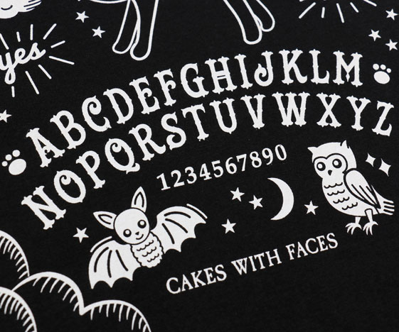 Kawaii Ouija Board T-Shirt
