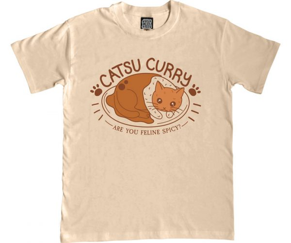 Catsu Curry T-Shirt