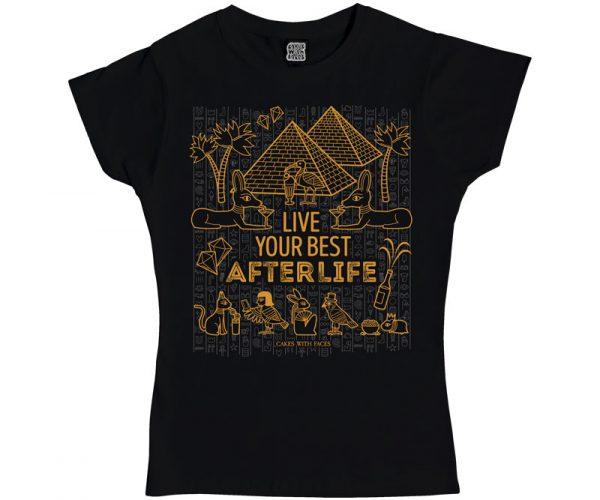 Womens Egyptian T-Shirt