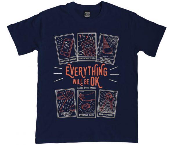 Tarot Cards T-Shirt