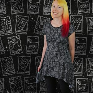 Alternative Tarot Cards Tunic