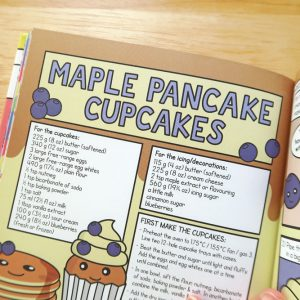 Cute Cupcake Decorating Book