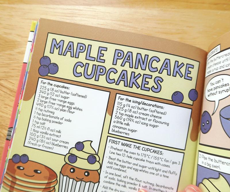 Cute Cupcake Decorating Book