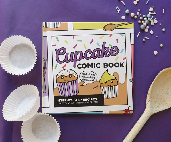 Cakes with Faces Cupcake Book