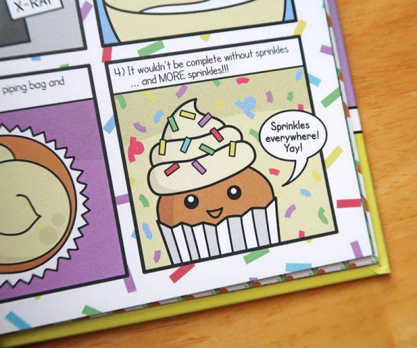 Cupcake Decorating Book