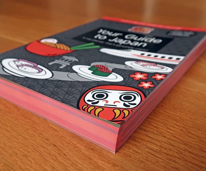 Japan Trip Guidebook