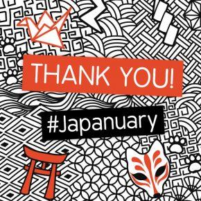 japanuary-thank-you
