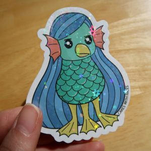 Amabie Sticker