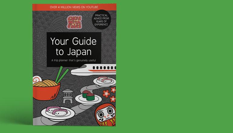 Japan Travel Guide Book