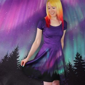Womens Aurora Dress