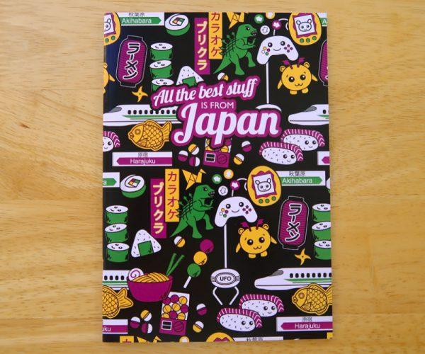 Kawaii Japan Notepad