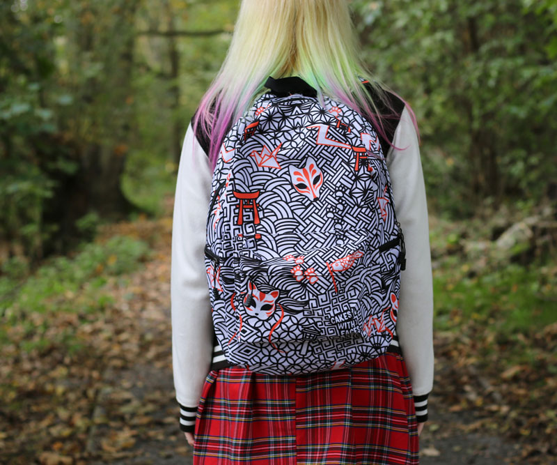 Japanese Backpack