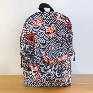 Japanese Kitsune Backpack