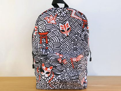 Japanese Kitsune Backpacks