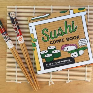 How to Make Sushi Gift Set