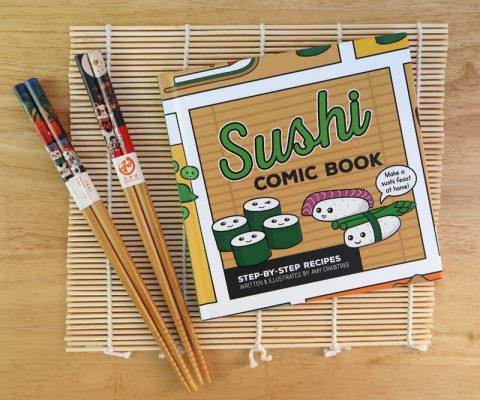 sushi-comic-book-set