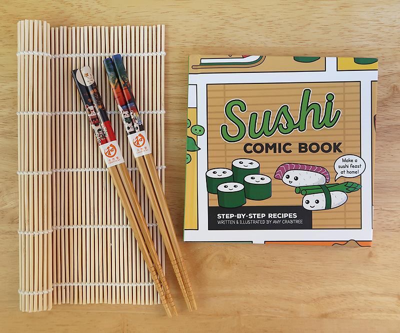 Sushi Gift Set