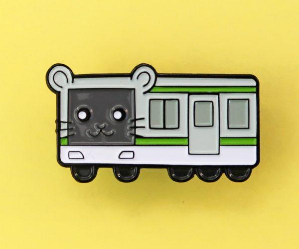 Hamanote Line Pin