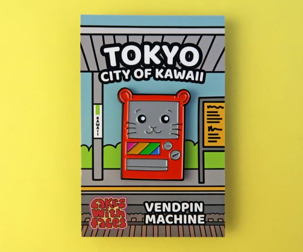 Vending Machine Pin