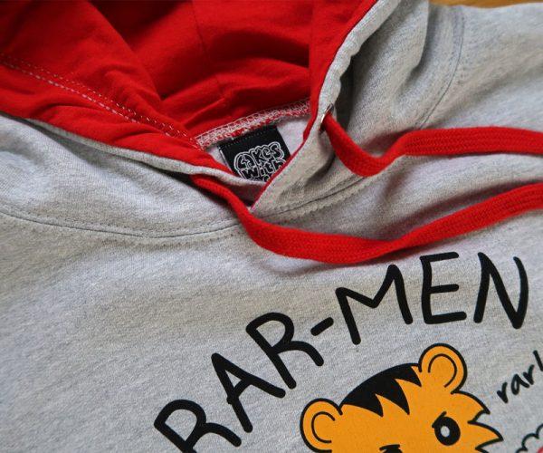 Tiger Ramen Hoodie