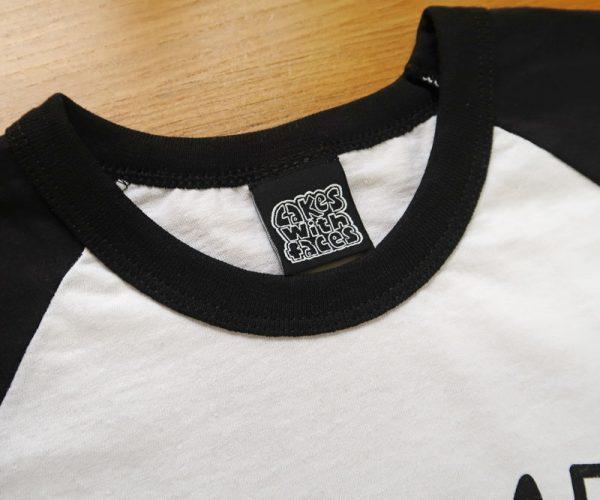 Ramen T-Shirt Label