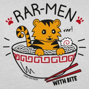 Cute Rar-Men Japanese Ramen Hoodie